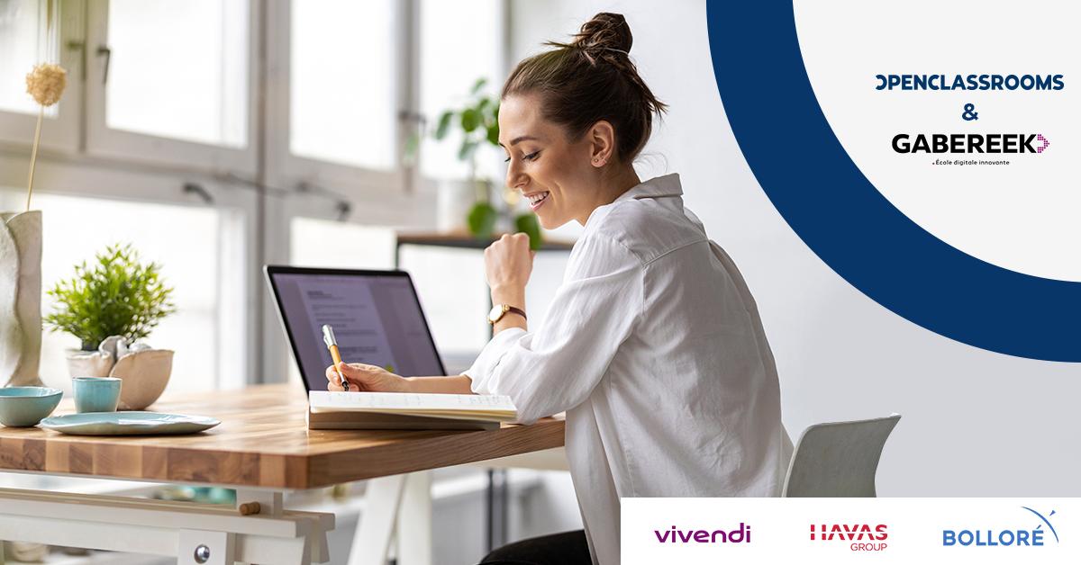 Créer son école digitale : la stratégie des groupes Vivendi, Havas et Bolloré
